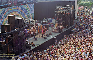 Grateful Dead Greek Theatre May 1982