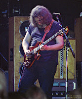 Jerry Garcia March 29, 1983 Warfield
