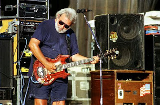 Jerry Garcia July 4, 1990