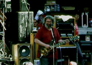 Jerry Garcia 1986