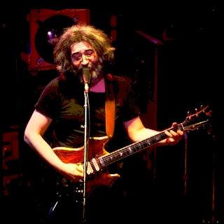 Jerry Garcia 1981