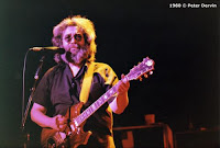 Jerry Garcia June 1980 Alaska