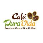 Cafe Pura Vida Logo