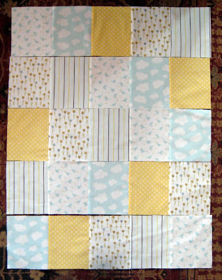 5x5 Quilt Tutorial Cloud9 Fabrics