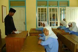Suasana Belajar di MDA Al-Munawwarah