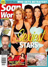 As seen in Soap World Magazine