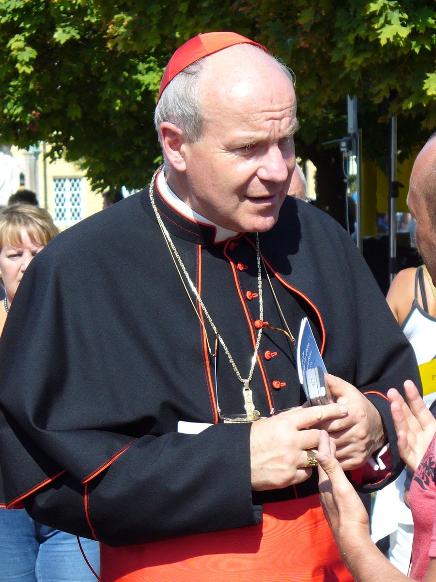 Sch%C3%B6nborn Cardinal Schoenborn Of Vienna Calls For More Consideration For Gay ...