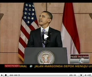 Video Kuliah Umum Obama