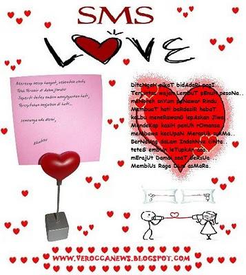 Sms Cinta Valentine
