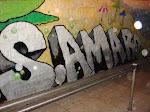 Alguns graffitis em S.Amaro (Oeiras)