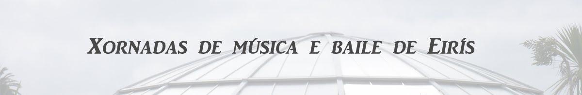Xornadas de música e baile de Eirís