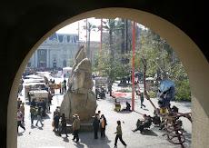 La muerte en Santiago de Chile