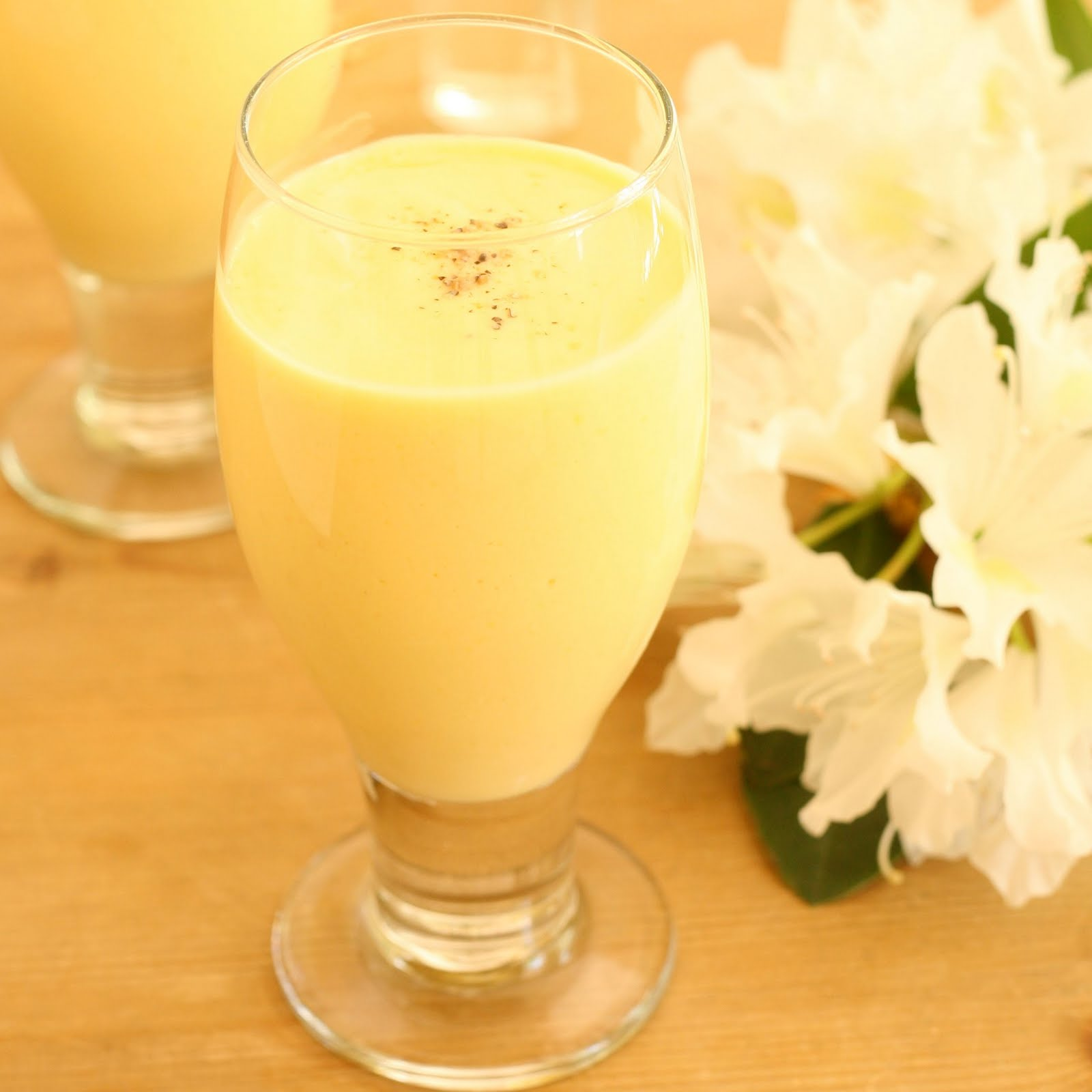 Mango lassi: smoo-thee bumps in the road