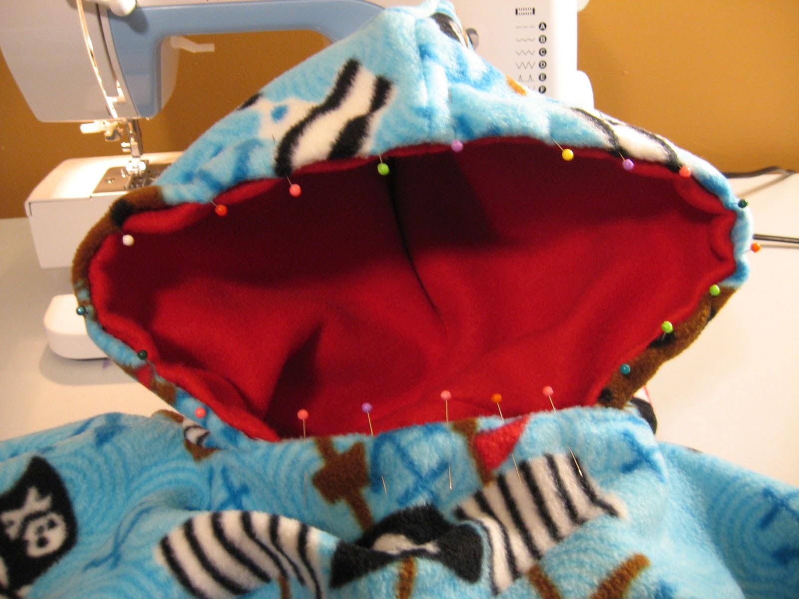 Pattern Shmattern Car Seat Poncho Another Way To Sew