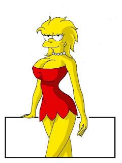 Lisa simpson desnuda images 21