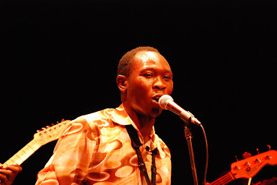Seun Kuti and Egypt 80 …. a night in pictures