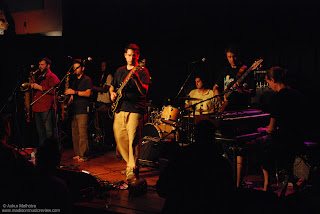 Chicago Afrobeat Project @ High Noon Saloon, September 13, 2007