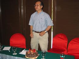 Pdt. DR. Paul Gunadi penasihat ECC