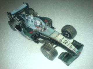 McLaren MP4-20 Montoya