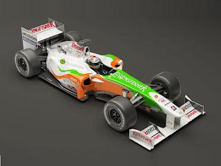 Force India VJM-02