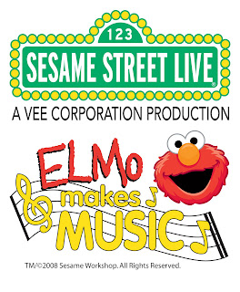 Sesame Street Live At Madison Square Garden Giveaway