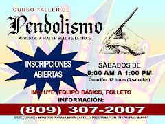 CURSO-TALLER DE PENDOLISMO