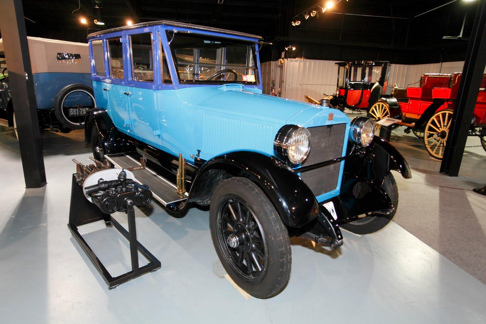 Classic Car Museum.