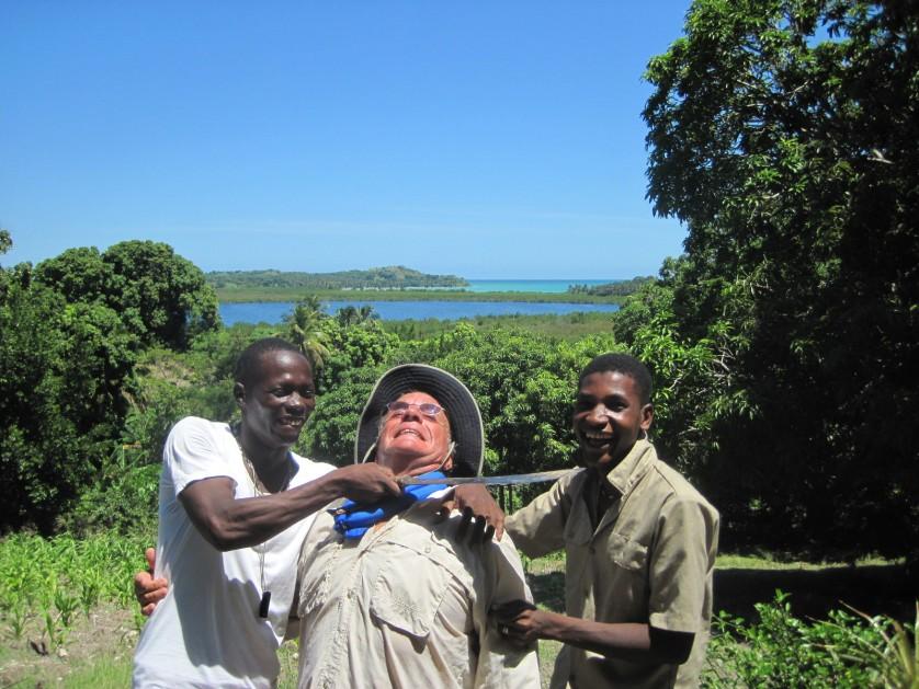 Salty State Of Mind Ile A Vache Haiti