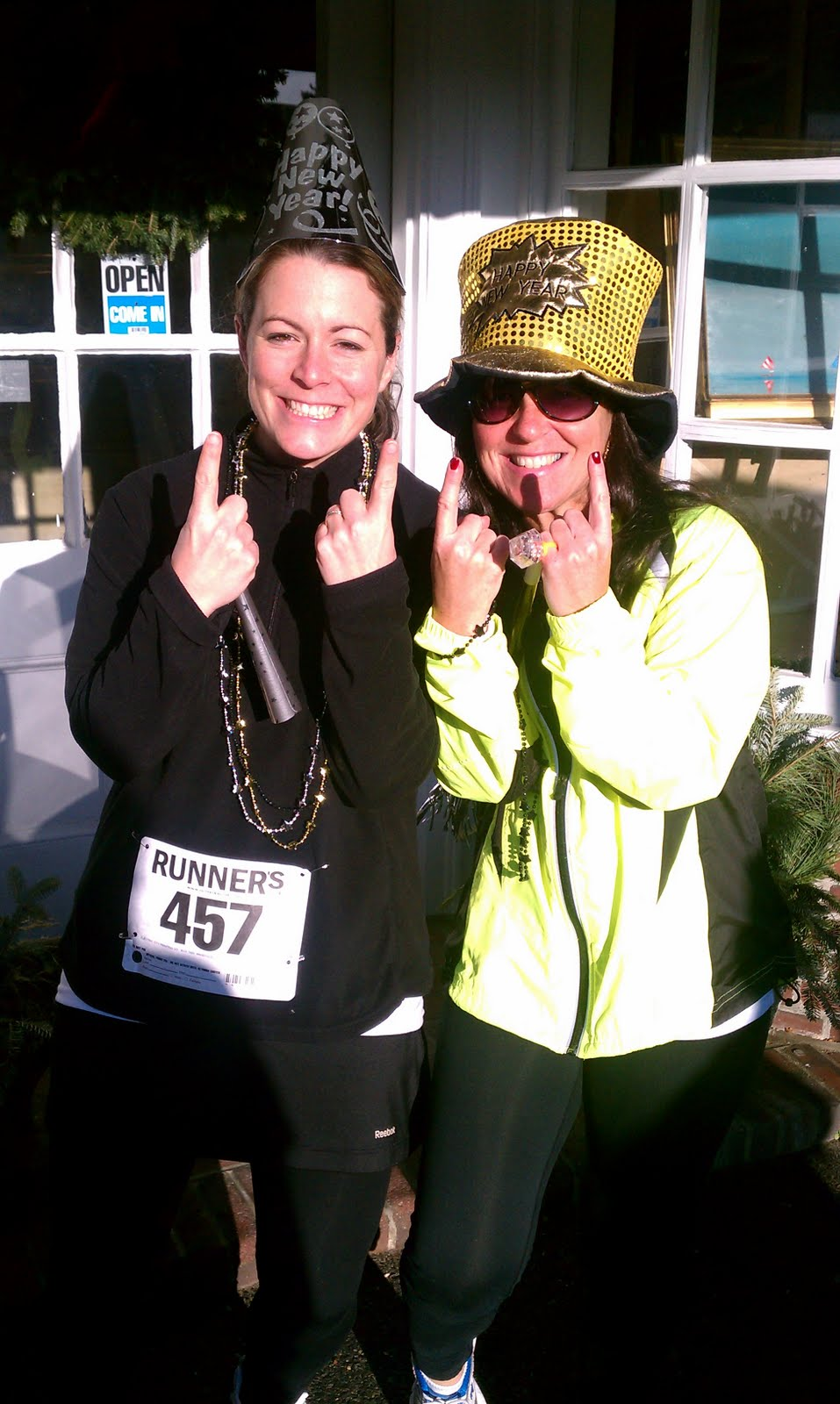 I rang it in in style at a super fun run in Chatham...the costumes were awesome! My amazing hubby who is my biggest fan got me a lottery ...  sc 1 st  Fancy Nancy & Living the Dream: December 2010
