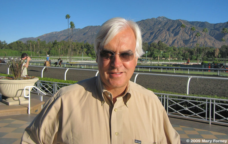 Bob Baffert, Hall of Fame Trainer