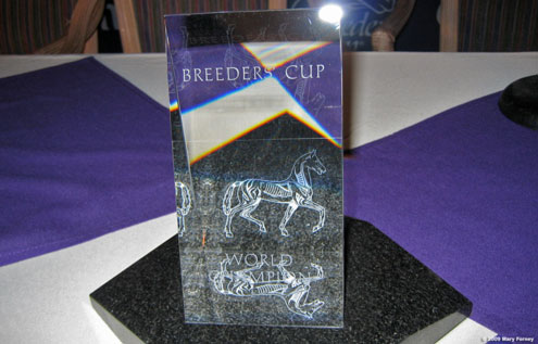 Breeders' Cup Trophy 2009