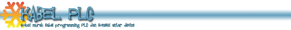 Kabel PLC - Solusi Murah Kabel Programming PLC | Jual Kabel PLC Murah