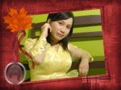 gaun kuning