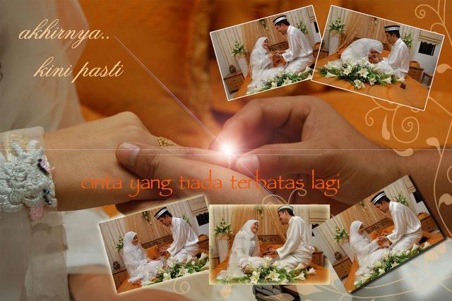 majlis pernikahan dayah