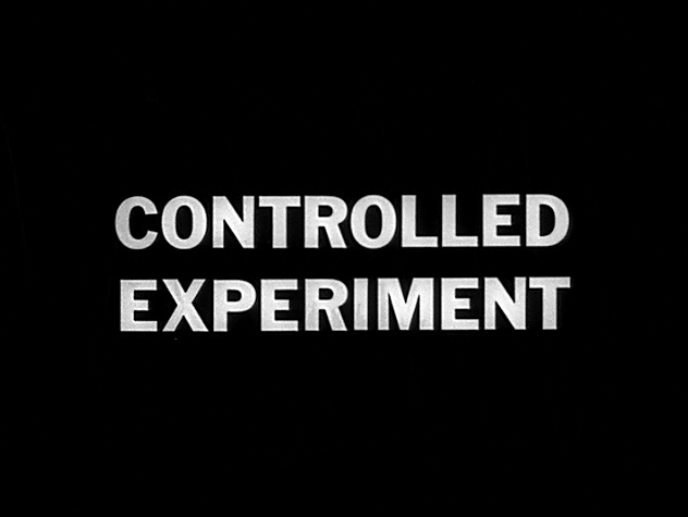 We Are Controlling Transmission: Controlled Experiment