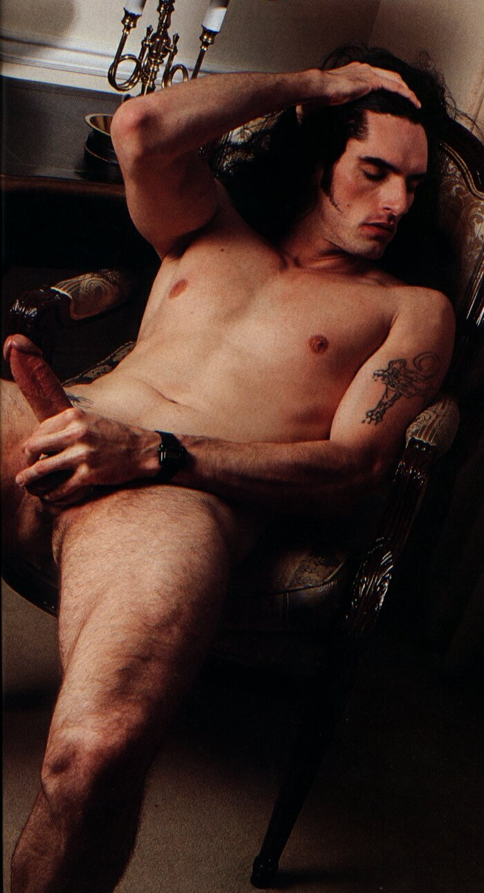 peter steele playgirl