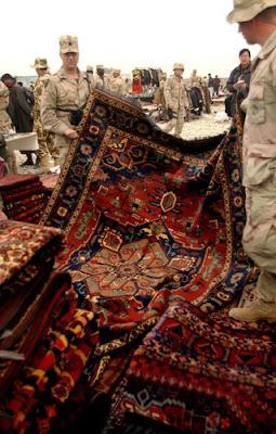 Agosto 2008 tappetorientale - Vi si confezionano tappeti da appendere al muro ...