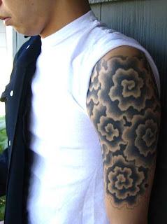 Japanese Forearm Tattoo Design