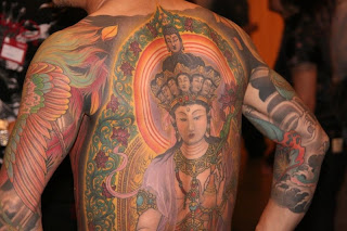 The History Of Japanese Art Tattoo 