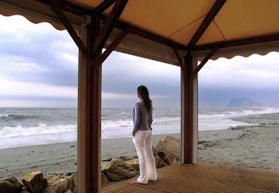 mar,meditação,pensamentos