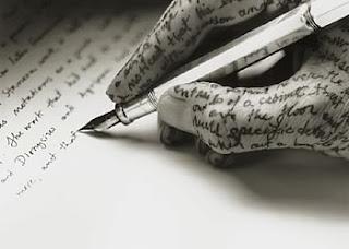 Escrevendo,Frases