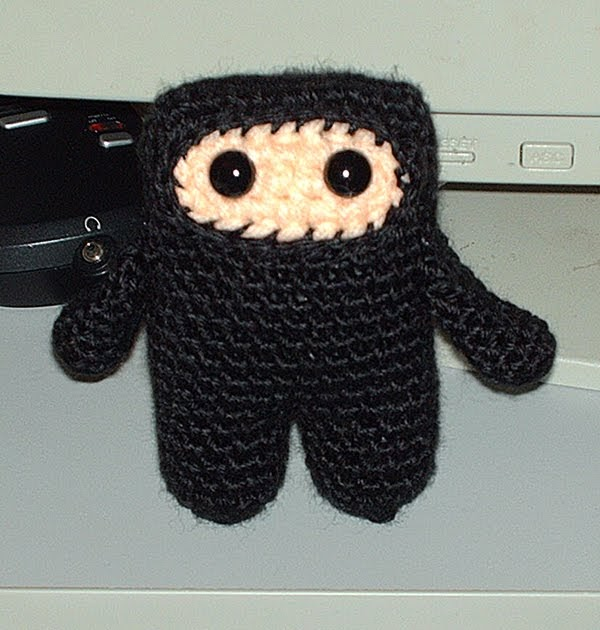 Amigurumi Chibi Doll Pattern Free : Free amigurumi patterns little ninja