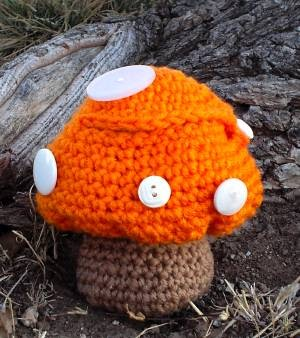 Amigurumi Orange Free Pattern : 2000 Free Amigurumi Patterns: Shroom