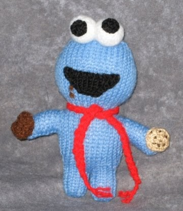 2000 Free Amigurumi Patterns: Cookie Pattern