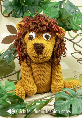 2000 Free Amigurumi Patterns: Lion