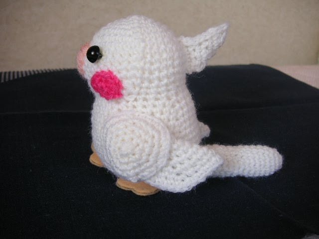 Amigurumi Japanese Patterns Free : 2000 Free Amigurumi Patterns: Sweet Bird (Chinese)
