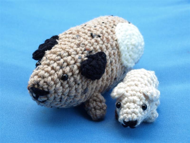 2000 Free Amigurumi Patterns: Crochet Guinea Pig Patterns