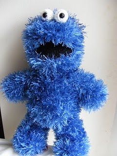 Amigurumi Cookie Monster Pattern : 2000 Free Amigurumi Patterns: Free Cookie Monster ...