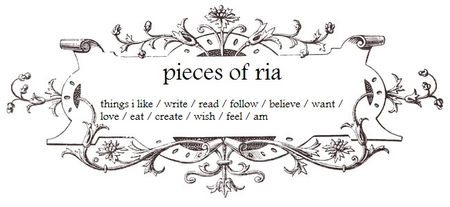 pieces of ria