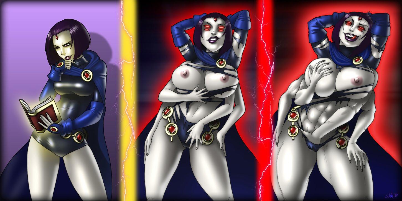Raven Kali Transformation